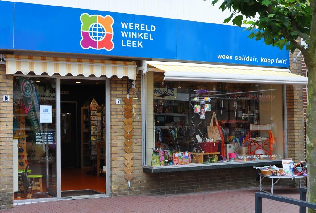 Wereldwinkel Leek