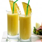 Tropical Fairtrade smoothie