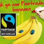 Fairtrade bananen