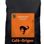 Espresso bonen in 500 gram verpakking